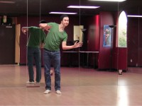 Heel Toe Swivel lesson thumbnail