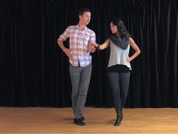 Lead and Follow Basic Salsa Steps video lesson