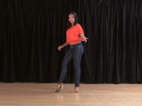 Street Cha Cha Time Step lesson image