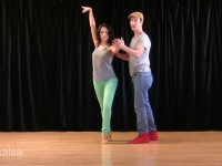Turn and Bump Salsa Lesson