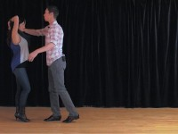 Two Turn Combo with Hair Comb video lesson