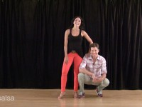 Wa Bam Salsa Video by Jennifer and David Stein